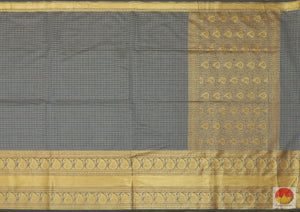 Handwoven Banarasi Silk Cotton Saree - PSC 512 Archives