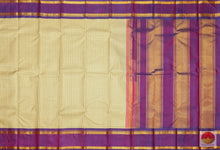 Load image into Gallery viewer, body and pallu of kanjivaram pure silk saree