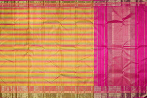 traditional handwoven kanjivaram pure silk saree