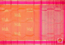 Load image into Gallery viewer, Traditional Design Handwoven Pure Silk Kanjivaram Saree - Pure Zari - PV  G 1773 - Archives