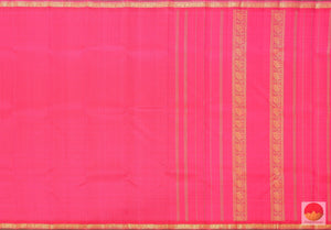 body and border of kanchipuram silk saree