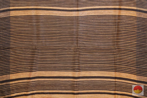 Handwoven Tussar Pure Silk Saree - Sambalpuri - ST 20 Archives