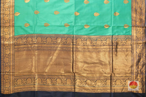 Lite Weight Handwoven Banarasi Silk Saree - Pure Silk - PB 25
