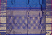 Load image into Gallery viewer, Traditional Design Handwoven Pure Silk Kanjivaram Saree - Pure Zari - PA 118 Archives