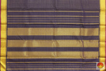 Load image into Gallery viewer, pallu of kanjivaram silk saree