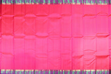 Load image into Gallery viewer, pink body with jacquard silk work