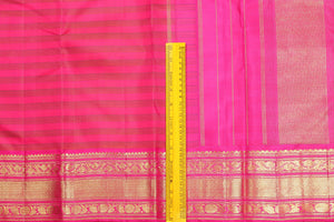 Traditional Design Handwoven Kanjivaram Pure Silk Saree - PVM 0518 1432 - Archives