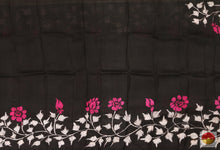 Load image into Gallery viewer, body of batik silk saree