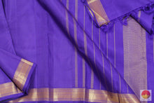 Kanchipuram Silk Saree - Handwoven Pure Silk Saree - Pure Zari - G 2002 Archives