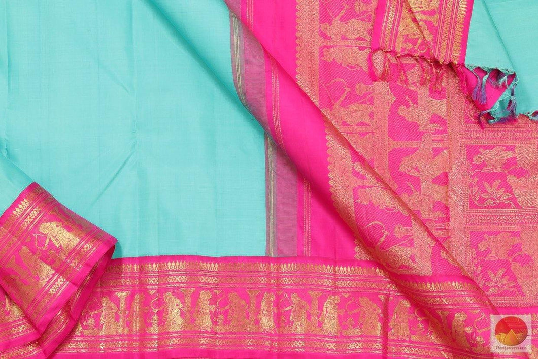 fabric details of kanjivaram saree