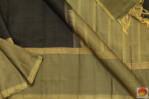Lite Weight - Handwoven Pure Silk Kanjivaram Saree - PV RM 126