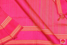 Handwoven Silk Cotton Saree - PC 55 Archives