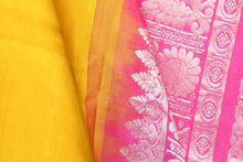 Traditional Design Handwoven Pure Silk Kanjivaram Saree - Pure Zari - PA 172 Archives