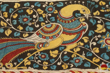 Load image into Gallery viewer, Handpainted Kalamkari Silk Saree - Vegetable Dyes - PKBD 208 Archives