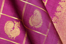 Load image into Gallery viewer, Traditional Design Handwoven Pure Silk Saree - Bridal Saree - PVJU 0618 1480 Archives