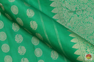 Kanchipuram Silk Saree - Handwoven Pure Silk - Pure Zari - PV SVS 2045 Archives
