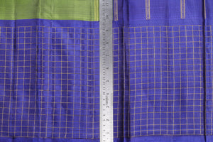 Traditional Design Handwoven Kanjivaram Pure Silk Saree - Pure Zari - PVM 0318 1360 Archives