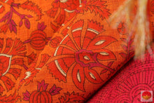 fabric details of silk cotton saree