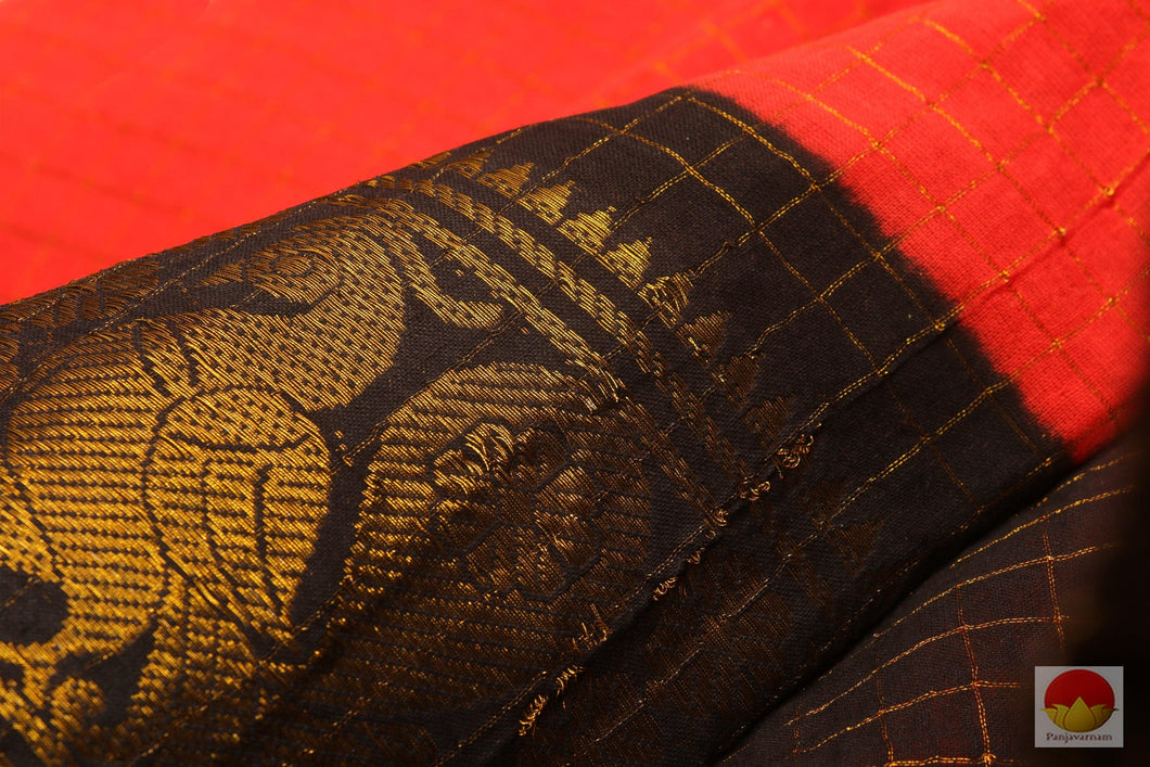 470627085 Handwoven Cotton Saree - PC 46