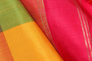 Panjavarnam Kanjivaram Silk Saree PVM 0318 1012 Archives