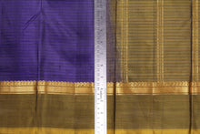 Ganga Jamuna Border Kanjivaram Pure SIlk Saree - Handwoven Silk - PVM 0318 1266 Archives