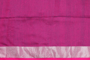 Handwoven Linen Saree - PL 56 Archives