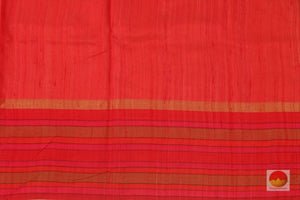 Blouse of kanjivaram jute silk saree