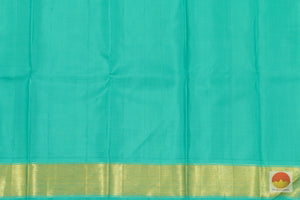 blouse detail of kanchipuram silk saree
