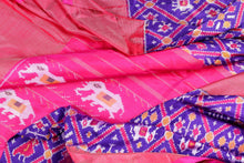 Panjavarnam Pochampally Silk Saree