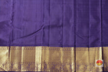 Traditional Design Handwoven Pure Silk Kanjivaram Saree - Pure Zari - PVSM G1624 Archives