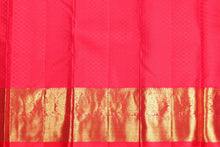 Traditional Design Handwoven Pure Silk Kanjivaram Saree - Bridal Saree - PBR 015 Archives