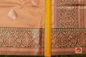 Lite Weight Handwoven Banarasi Silk Saree - Pure Silk - PB 26 Archives