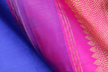 Traditional Design Handwoven Kanjivaram Pure Silk Saree - Pure Zari - PVM 0318 1351