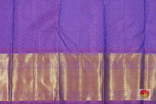 Load image into Gallery viewer, blouse of Kanjivaram silk saree