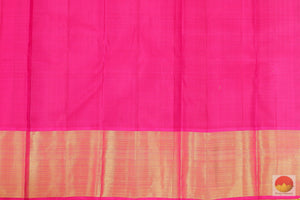 blouse of kanjivaram silk saree