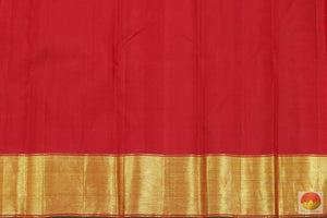 blouse detail of kanjivaram silk saree