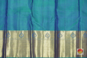 silk blouse of kanjivaram silk saree