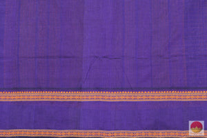 Handwoven Silk Cotton Saree - Aiyiram Butta - KC 532