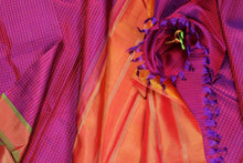 Traditional Design Handwoven Kanjivaram Pure Silk Saree - PVA 0418 1319 Archives