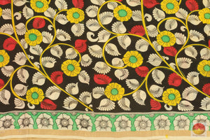 blouse of kalamkari saree