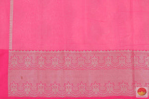 blouse details of banarasi tissue by cotton saree