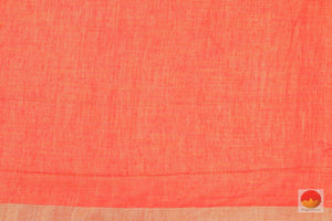 blouse details of silk cotton saree