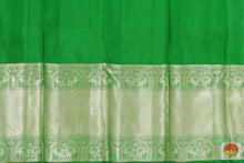 Load image into Gallery viewer, Kanchipuram Silk Saree - Handwoven Pure Silk - Pure Zari - PV SVS 2031 Archives