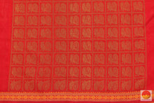 blouse of silk cotton saree