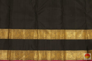 blouse of kanchipuram silk saree