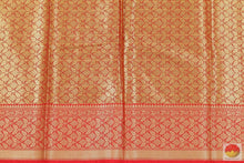 blouse details of banarasi silk cotton saree