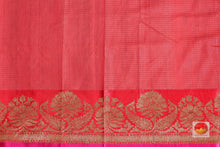 blouse of banarasi silk saree