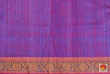 blouse of matka silk saree