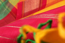 pure silk saree yarn