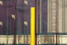 Traditional Design Handwoven Pure Silk Kanjivaram - PV G 1671